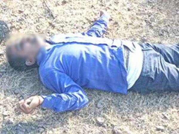 બેડી ગામ નજીક રાણીમાં રૂડીમાના વીસામા પાસેથી યુવાનનો મૃતદેહ મળી આવ્યો. - Divya Bhaskar