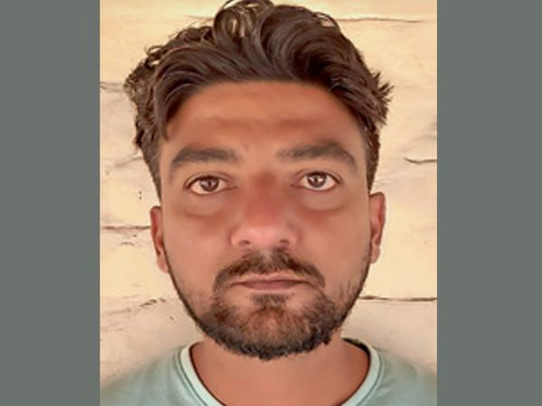 આરોપી મિલિન્દ ભાઈ અલ્કેશભાઇ ચોકસી. - Divya Bhaskar
