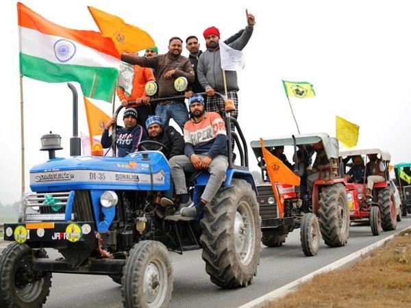 ભારતમાં 78 દિવસથી કૃષિ કાયદાઓનો વિરોધ કરતા ખેડૂતોએ 26 જાન્યુઆરીએ ટ્રેક્ટર રેલી યોજી હતી. એ દરમિયાન હિંસા થતાં સમગ્ર સ્થિતિમાં નવો વળાંક આવ્યો હતો.