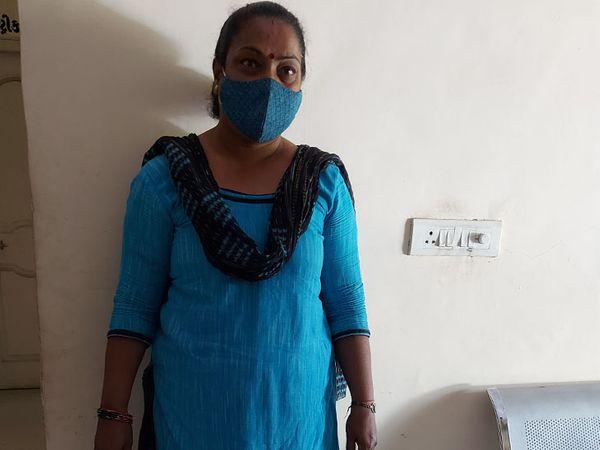 દમયંતી ચૌહાણ - Divya Bhaskar