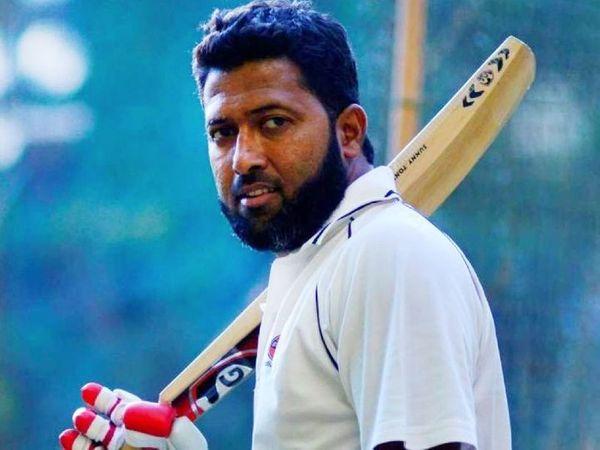 ભૂતપૂર્વ ક્રિકેટર વસીમ જાફર ઘરઆંગણે રમાયેલી ટૂર્નામેન્ટ રણજી ટ્રોફીમાં 12 હજાર રન બનાવનાર પ્રથમ ખેલાડી છે. તે રણજીમાં મુંબઈ અને વિદર્ભ માટે રમતો હતો. -ફાઇલ ફોટો. - Divya Bhaskar