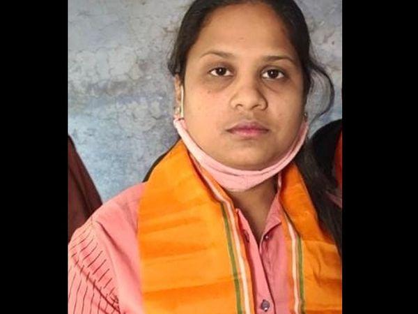 પ્રિયંકા રામાભાઈ દળવી - Divya Bhaskar