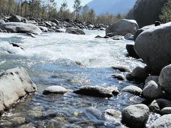 હવે બિયાસ નદીનું પાણી પીવાલાયક થઇ ચૂક્યું છે.