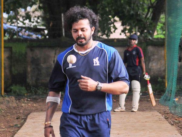 સ્પોટ ફિક્સિંગ મામલામાં 7 વર્ષની સજા ભોગવ્યા બાદ શ્રીસંત હાલમાં જ સૈયદ મુશ્તાક અલી ટી-20 ટ્રોફીથી ક્રિકેટમાં પરત ફર્યો હતો - Divya Bhaskar