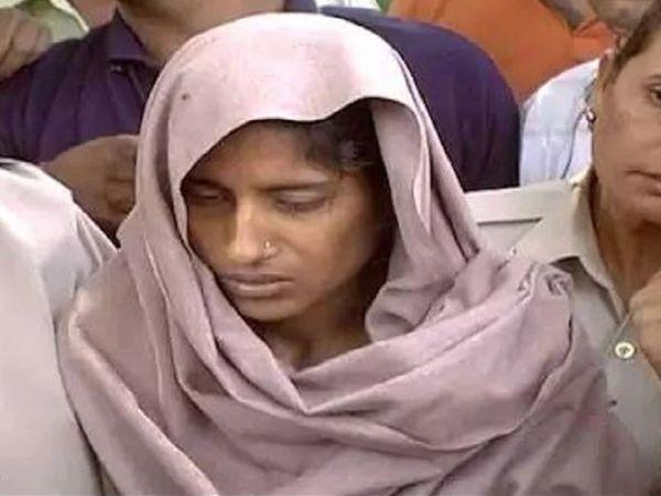 શબનમ હાલ રામપુર જેલમાં બંધ છે. - Divya Bhaskar