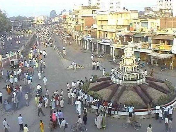 નડિયાદ શહેરની ફાઇલ તસવીર - Divya Bhaskar