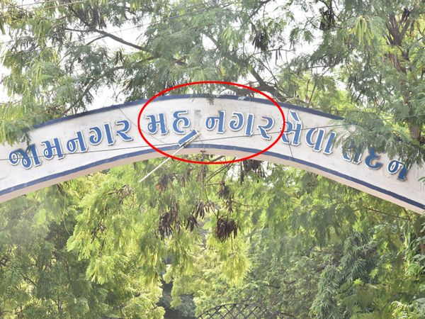'મહાનગર' શબ્દમાં ખડી ગયેલા 'લીટા'ની માફક ક્યો પક્ષ ખડી જશે ? - Divya Bhaskar