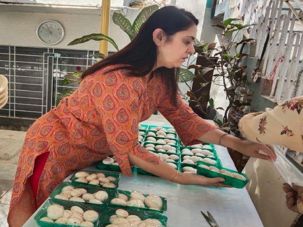 મહિલાએ બટર મશરૂમની ખેતી કરી મહિલા સશક્તિકરણને નવો વેગ આપ્યો