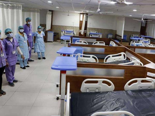 અમદાવાદ શહેરમાં ખાનગી હોસ્પિટલોમાં સરકારી કવોટામાં 59,993 દર્દીઓને સારવાર અપાઈ ( પ્રતિકાત્મક તસવીર)