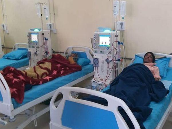 અમદાવાદની સિવિલ હોસ્પિટલમાં કોરોનાના દર્દીઓ વધ્યા