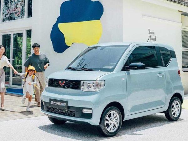 હોંગ ગુઆંગ મિની EVના બે મહિના દરમિયાન કુલ 56,000 યૂનિટ વેચાયાં