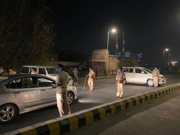 IPS અધિકારીઓએ રાત્રે કર્ફ્યૂુનું પાલન કરાવવા ફિલ્ડમાં ઉતરવાની તૈયારી કરી