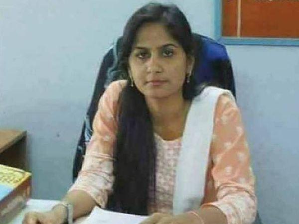 રાજસ્થાનના બાંદીકૂઈની SDM રહી ચૂકેલી RAS અધિકારી પિંકી મીણાને હાઈકોર્ટેથી જામીન મળી ગયા છે. (ફાઈલ તસવીર) - Divya Bhaskar