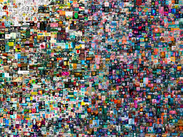 દુનિયાનું સૌથી મોંઘુ ડિજિટલ આર્ટવર્ક