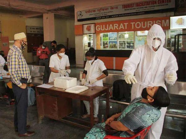 મહારાષ્ટ્રથી ગુજરાત આવતા મુસાફરો પાસે 72 કલાક અંદરનો RT-PCR ટેસ્ટ રિપોર્ટ હોવા જરૂરી છે