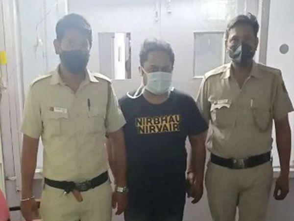 વરુણ અરોડાની પોલીસે ધરપકડ કરી. - Divya Bhaskar