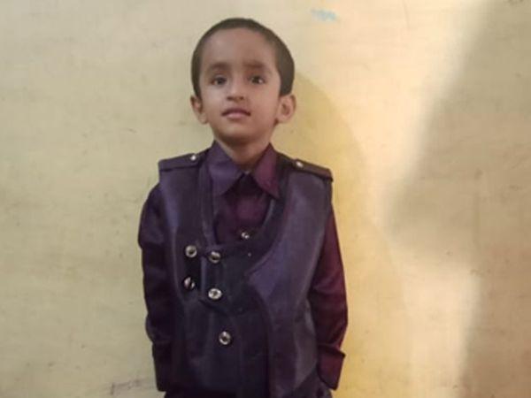 મૃતક બાળકની ફાઇલ તસવીર. - Divya Bhaskar