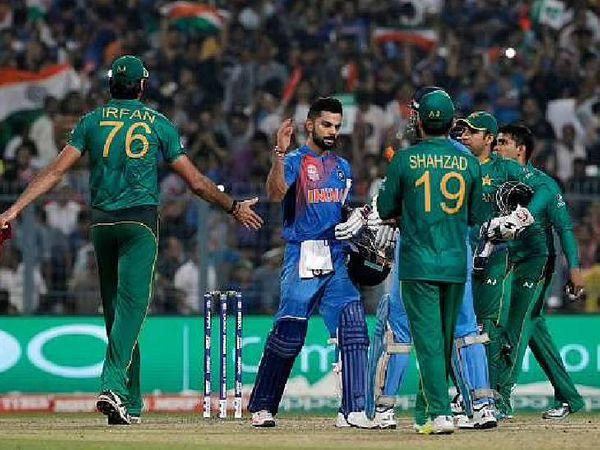 ICC T20 वर्ल्ड कप 2016 में, भारत ने पाकिस्तान को 6 विकेट से हराया।  यह दोनों देशों के बीच खेला गया आखिरी टी 20 मैच है।
