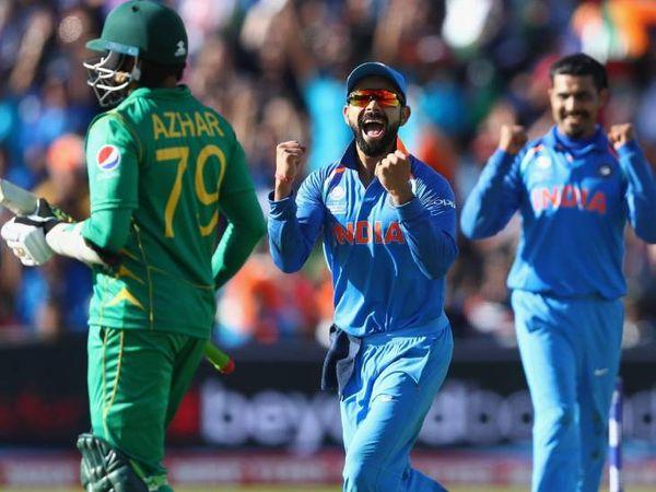 2019 वनडे विश्व कप में भारत ने पाकिस्तान को 89 रन से हराया।
