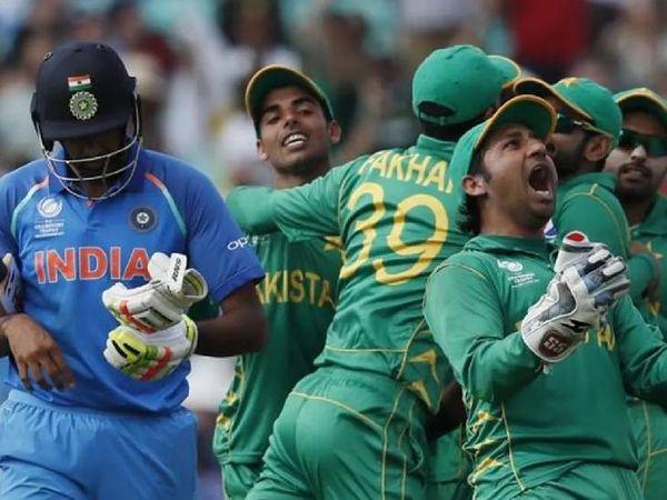 पाकिस्तान ने 2017 चैंपियंस ट्रॉफी के फाइनल में भारत को 180 रनों से हराया।