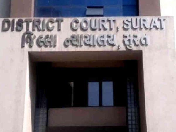 વકીલોમાં કોરોના સંક્રમણ ફેલાયા બાદ બાર દ્વારા નિર્ણય લેવાયો(ફાઈલ તસવીર) - Divya Bhaskar