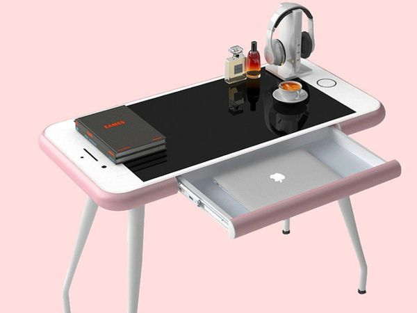 શોપિંગ એપમાં આઇફોન ટેબલનું જ વેચાણ થઇ રહ્યું હતું