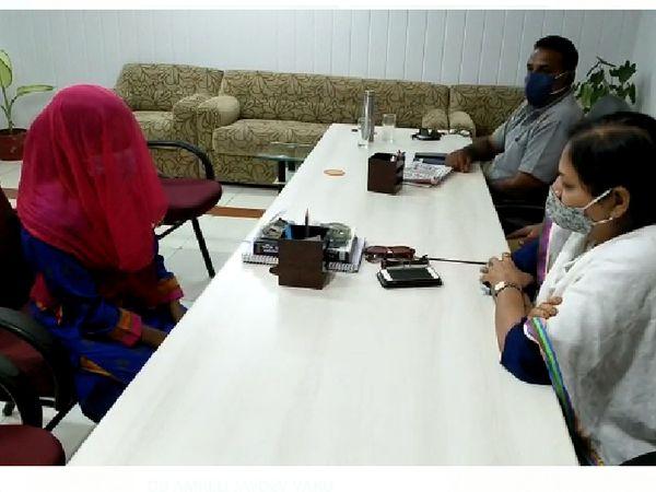 ડીસેમ્બર 2020માં સગીરાને ગેરકાયદે ભારત લાવવામા આવી