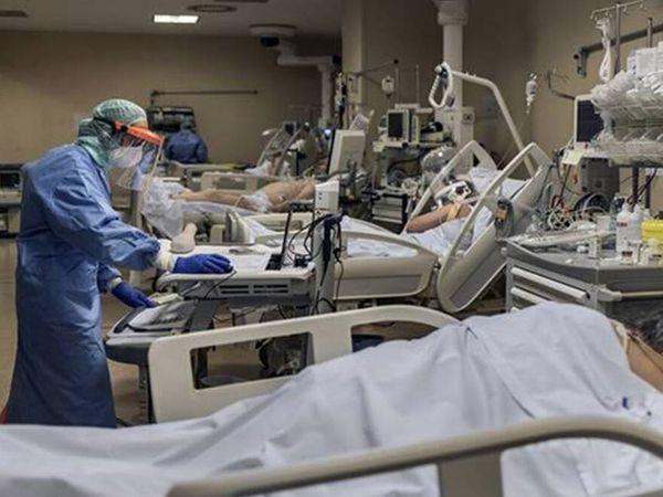 ખાનગી હોસ્પિટલોમાં 45 ટકા બેડ ભરાઈ ગયાં ( ફાઈલ ફોટો)