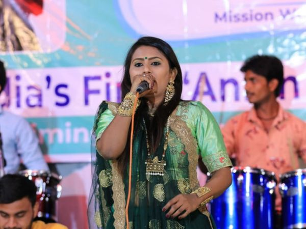 અનિતા રાણાની તસવીર - Divya Bhaskar