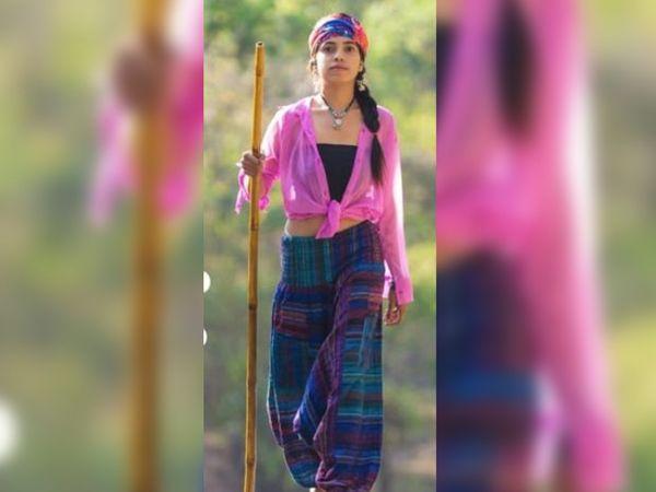 મોનાલીસા પટેલની તસવીર - Divya Bhaskar