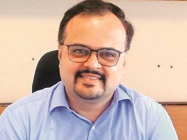 ડો. વિનોદ રાવ, કોરોના ઓએસડી, વડોદરા - Divya Bhaskar