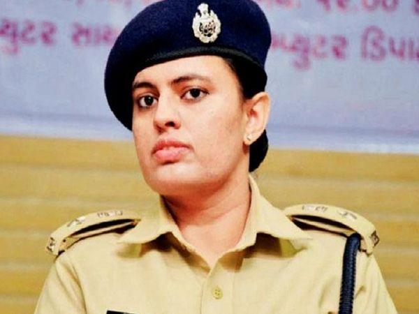 મહિલા IPS વિધિ ચૌધરી - Divya Bhaskar