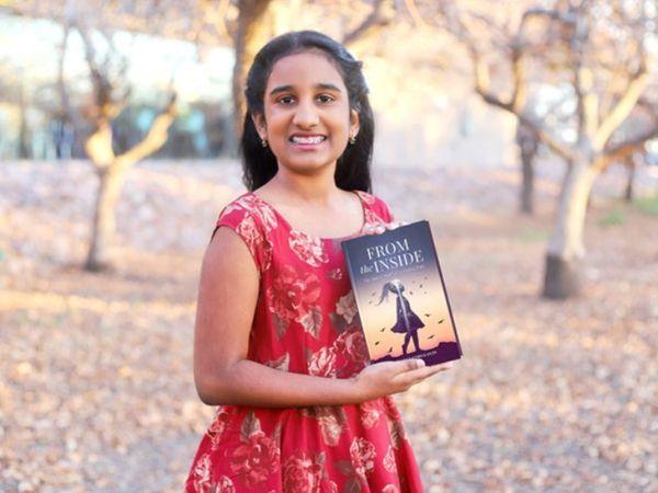 અમેરિકાના એરિઝોનામાં રહેતી દસ વર્ષની થાનવીની કવિતાઓ પર આધારિત એક પુસ્તક પબ્લિશ થયું. - Divya Bhaskar