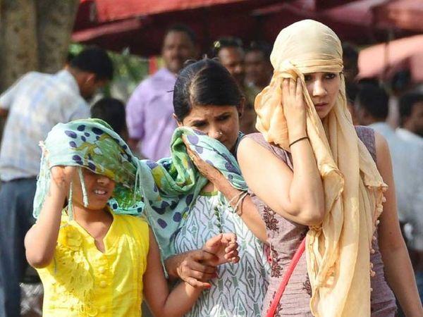 ઉનાળાની શરૂઆતમાં જ લોકો ગરમીથી ત્રસ્ત થયા (પ્રતીકાત્મક તસવીર). - Divya Bhaskar