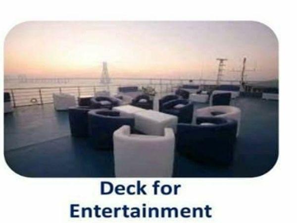 Recreation deck
