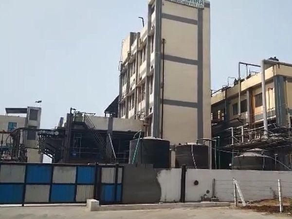 રણોલીની GIDCની GACL કંપનીમાં કોરોનાએ પગપેસારો કર્યો છે