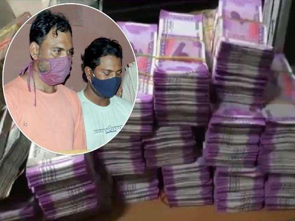 નૌશાદ અને એજાઝની ચોરીના કેસમાં પોલીસે બુધવારે ધરપકડ કરી - Divya Bhaskar