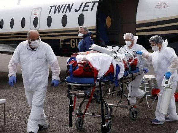ફ્રાંન્સમાં કોરોનાની પરિસ્થિતિ વણસી રહી છે. અહીંયા કોરોના સંક્રમિતોનો આંક 46.46 લાખ પર પહોંચ્યો છે, જેમાંથી 95,502 દર્દીઓના મૃત્યું થયા છે.