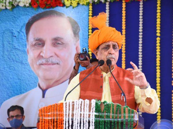 રાજ્યના દરેક ખેડૂતના કલ્યાણ માટે ચિંતીત રાજ્ય સરકારે છેવાડાના ખેડૂતની સુખાકારી માટેનું આયોજન કર્યુ છે: CM રૂપાણી