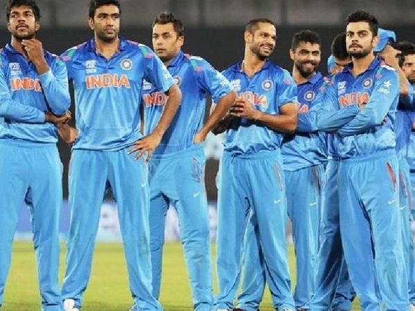 2011 પછી ભારતીય ટીમ માત્ર એક જ વર્લ્ડ કપમાં ફાઈનલ સુધી પહોંચી શકી છે. - Divya Bhaskar