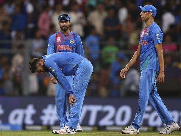 વિરાટ કોહલી એન્ડ ટીમના ઓલરાઉંન્ડ પ્રદર્શન હોવા છતા ભારત 2016 વર્લ્ડ કપની સેમિફાઈનલમાં હાર્યું હતું