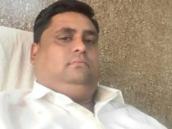 38 વર્ષીય મૃતક જમીન દલાલની ફાઈલ તસવીર. - Divya Bhaskar
