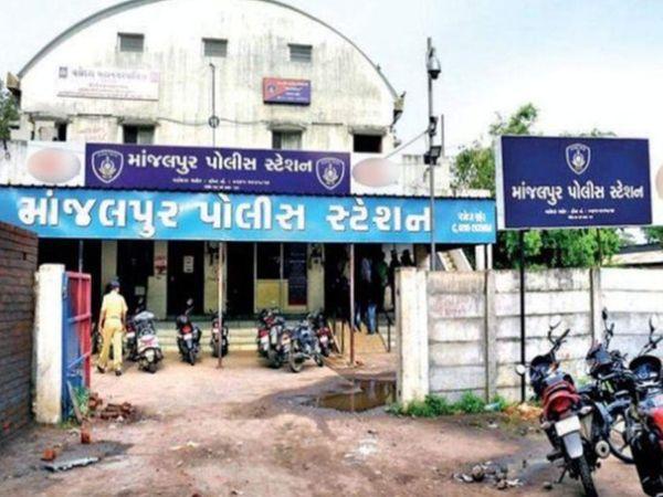 પરિણીતાની ફરિયાદના આધારે માંજલપુર પોલીસે વધુ તપાસ હાથ ધરી છે. - Divya Bhaskar
