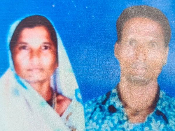 શહેરા તાલુકાના સંભાલી ગામમાં ભત્રીજાએ નિદ્રાધીન કાકા અને કાકીની હત્યા કરી - Divya Bhaskar