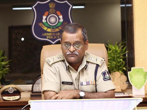 રાજ્ય પોલીસ વડા આશિષ ભાટિયાની ફાઇલ તસવીર - Divya Bhaskar