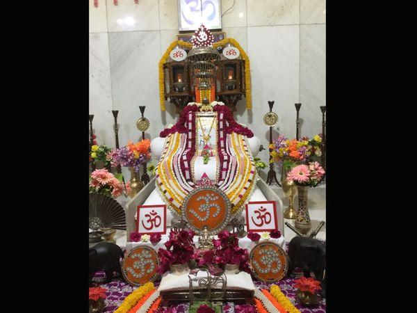 પાદરા સંતરામ મંદિર. - Divya Bhaskar