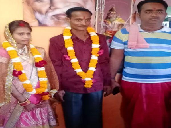 લગ્ન કરનાર યુવક અને લૂંટેરી દુલ્હનની ફાઇલ તસવીર - Divya Bhaskar