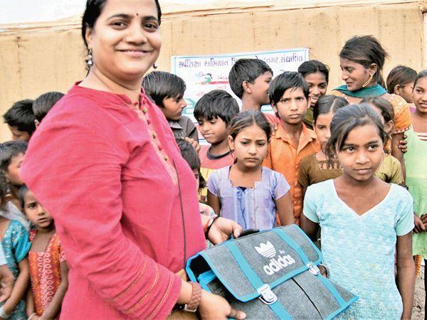 પંક્તિ જોગની તસવીર - Divya Bhaskar
