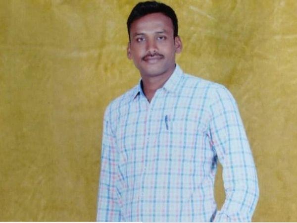 32 વર્ષના સીઆરપીએફના જવાન સખમુરી મુરલી કૃષ્ણા નક્સલી હુમલામાં શહીદ થયા - Divya Bhaskar