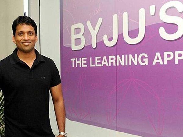 બાયજુસના સ્થાપક અને CEO બાયજુ રવેન્દ્રન - Divya Bhaskar